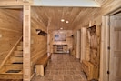 Open Mud Room Area. Great For All Your Winter Clothes And Shoes And Skis!