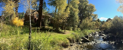 Buena Vista River Park, Buena Vista, Colorado, USA