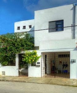 Casa Loro from the street