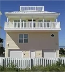 White Sands Cottages, Pensacola Beach, Florida, United States of America