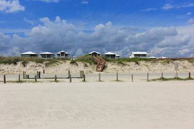 Banyan Beach, Port Aransas, Texas, United States of America