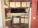 Full Kitchen w/Stove, Dishwasher, Fridge, Microwave and other small appliances