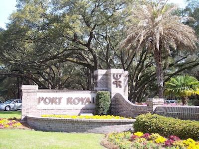 Port Royal, Hilton Head Island, Beaufort County, South Carolina, United States of America