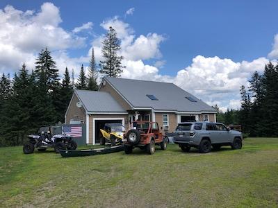 Millsfield, New Hampshire, États-Unis d'Amérique