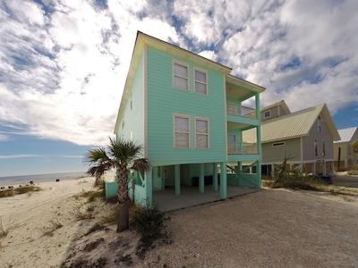 13th St Beach Access, Gulf Shores, Alabama, USA