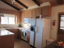 Fully equipped kitchen with stove,refrigerator w/ice, microwave, dishwasher
