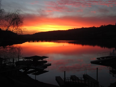 Fire red sunset...every night is another magical vision