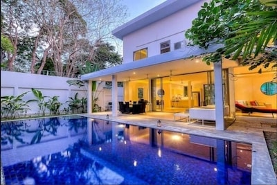Miguel 3BR modern style pool villa