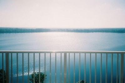 Beautiful Balcony View of Lake Bryan