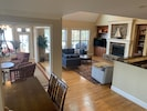 Open floor plan provides like views from multiple rooms