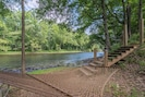 Hammock on River