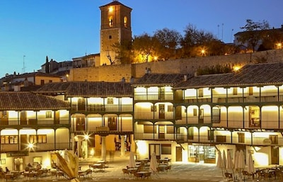 Castle Chinchon, Chinchon, Community of Madrid, Spain