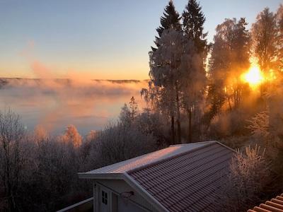 Lugnvik, Lerum, Comté de Västra Götaland, Suède