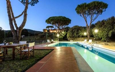 Capraia e Limite, Toskana, Italien