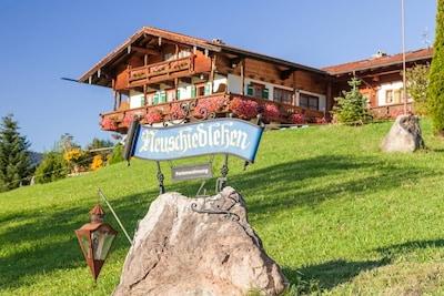 Unser Gästehaus Neuschiedlehen