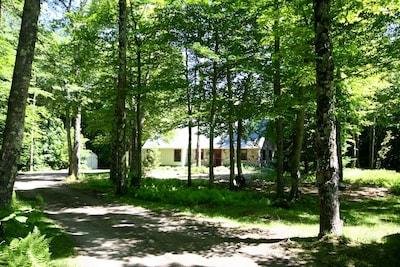 Entrance to Stone Cottage