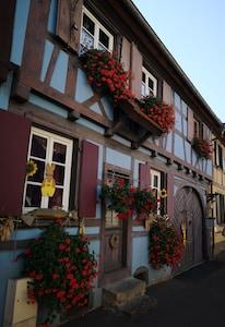 Ebersmunster, Bas-Rhin (département), France