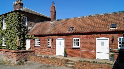 Life Hill Farm Cottage. Grade 2 Listed farm buildings beautifully converted.