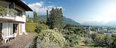 Merano, Trentin-Haut-Adige, Italie