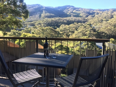 Snowgums Double Chair, Thredbo, New South Wales, Australia