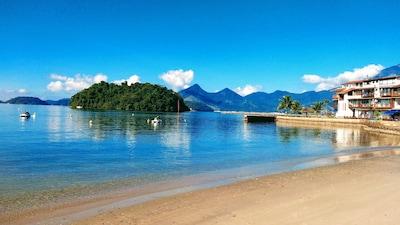 Cunhambebe Grande Island, Rio de Janeiro State, Brazil