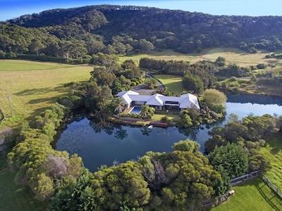 Mountain Ridge Wines, Coolangatta, New South Wales, Australien