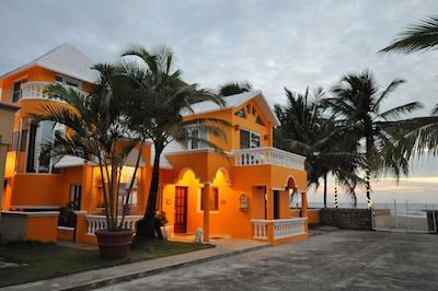 Villa Leone At Sunrise
