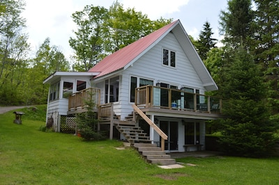 Awesome Buck Lake Cottage-10 Guests- Winterized- Relax, ATV, Sled, Canoe, Ski...