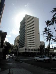 """The """"Marine Surf"""" Condominium"""