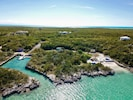 Calypso Hill is an estate property with marina and private beach.