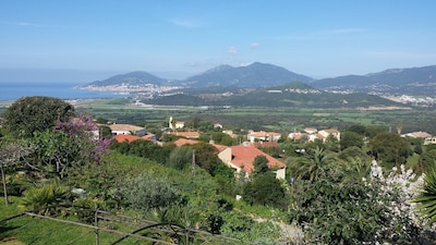 vue Ajaccio