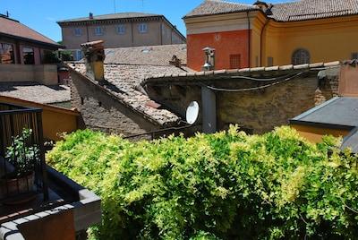Ravenne, Emilie-Romagne, Italie