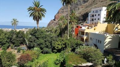 Tranquilo y amplio apartamento en Valle Gran Rey