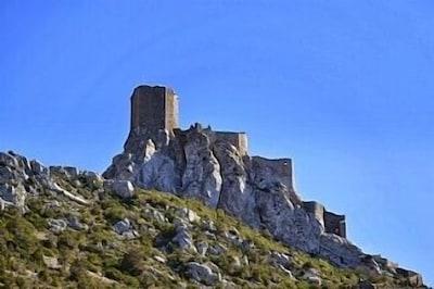 Cucugnan, Aude (département), France