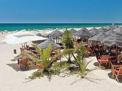 Cabanas Beach Island