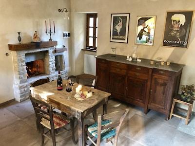 Castino, Piedmont, Italy