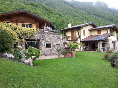 case vacanza e casa gialla di silvia