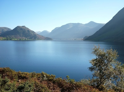 Crummock Water, just 15 mins from Dale Cottage