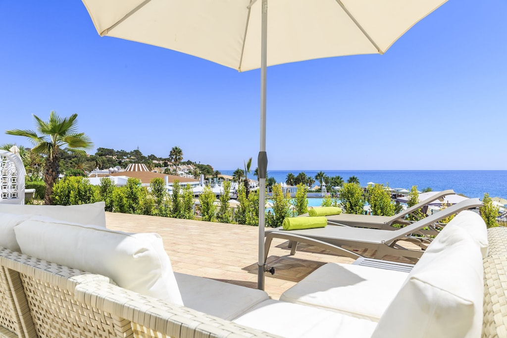 Vacation rental in Vale do Lobo close to many of the things to do in the Algarve