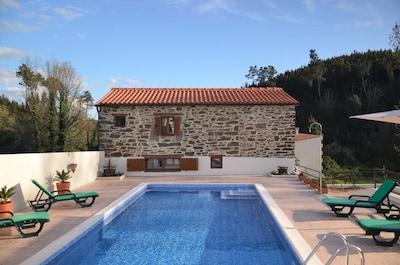 Private house, exclusively for your use  .Casa privada,exclusivamente sua.