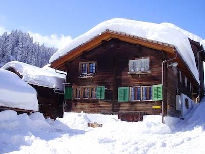 Winter in Mutschnengia