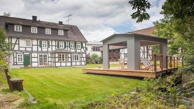 Bahnhof Usseln, Willingen (Upland), Hessen, Deutschland