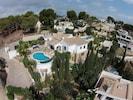 """Villa """"Los Leudis"""" mit tollem Meer- und Ortsblick"""