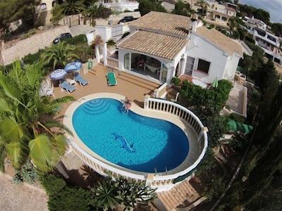 """Villa """"Los Leudis"""""""