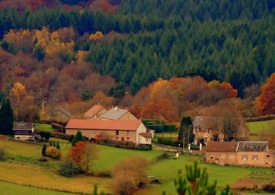 Dun-les-Places, Nièvre, France
