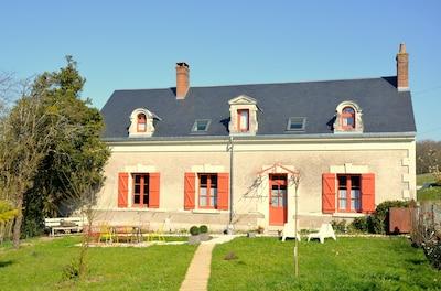 Monthou-sur-Cher, Loir-et-Cher (département), France