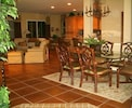 Entry Way.  Large living/dining area.