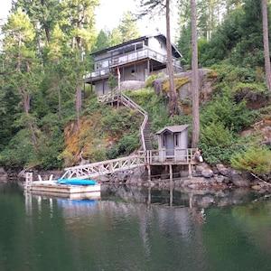 Halfmoon Bay, Colombie-Britannique, Canada