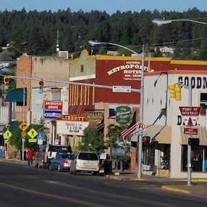 The Loft Down Under is situated on Main Street in Downtown Pagosa Springs, CO