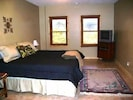 3rd Master suite, King Pillowtop, TV/DVD, Full Bath
